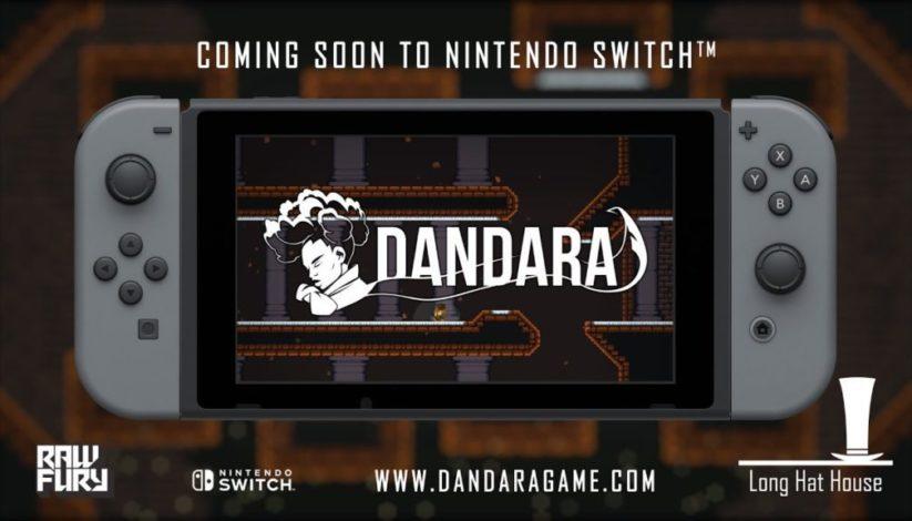 Image du jeu Dandara sur Nintendo Switch