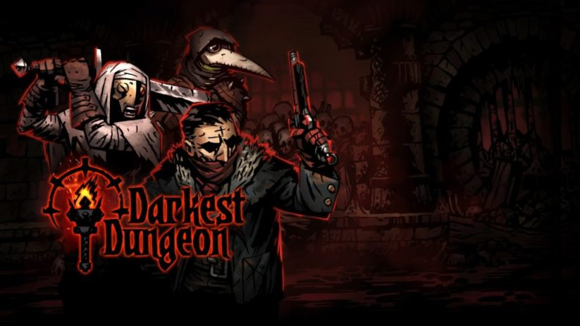 Darkest Dungeon : cover