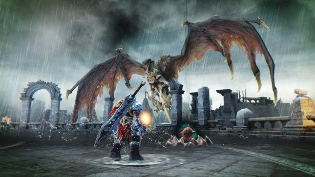 Jeu Darksiders Warmaster Edition sur Nintendo Switch : rencontre avec un démon
