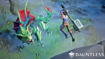 [E3 2019] Dauntless présente du gameplay sur Nintendo Switch