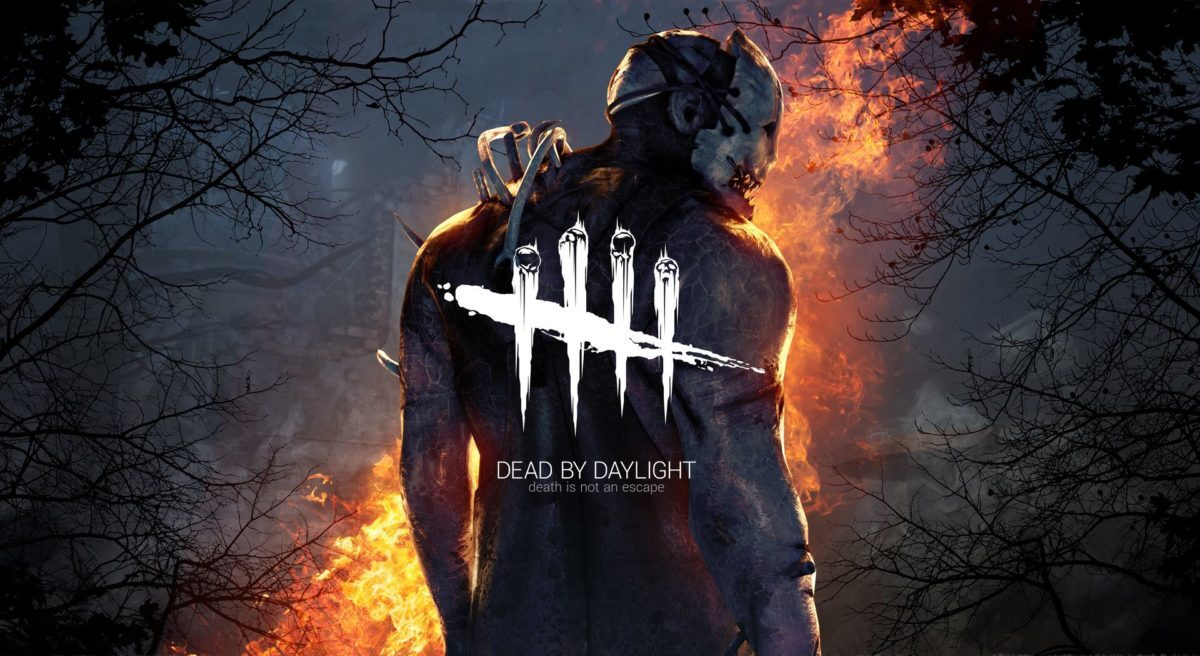 Jeu Dead By Daylight sur Nintendo Switch : artwork du jeu