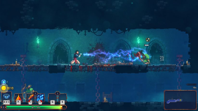 Image du jeu Dead Cells sur Nintendo Switch