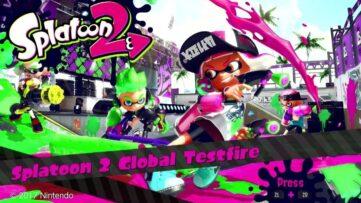 Splatoon 2 : début du Global Testfire ce vendredi jusqu'à dimanche
