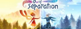 Jeu Degrees of Separation sur Nintendo Switch : artwork du jeu