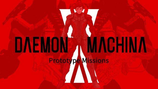 Plus que 5 jours pour tester la démo Daemon X Machina Missions Prototypes