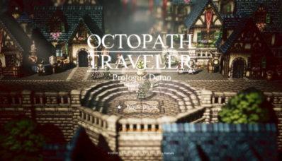 La démo de Octopath Traveler est disponible depuis le 14 juin