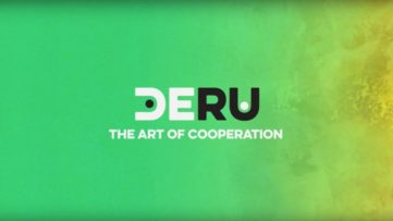 Jeu Deru - The Art of Cooperation sur Nintendo Switch : artwork du jeu