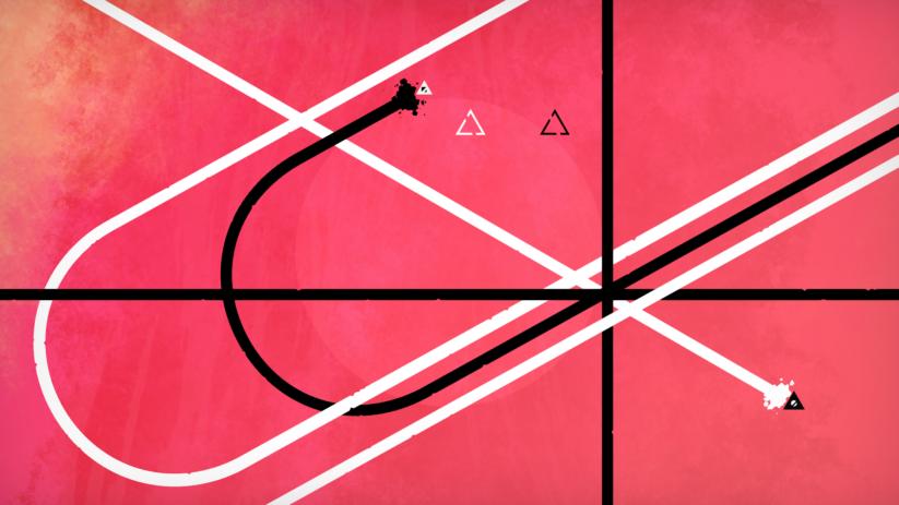 Jeu Deru - The Art of Cooperation sur Nintendo Switch : arrêt du flux circulaire