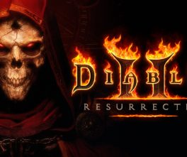 Jeu Diablo II: Resurrected sur Nintendo Switch : artwork du jeu