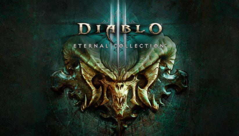 Diablo 3: Eternal Collection est désormais daté sur Switch