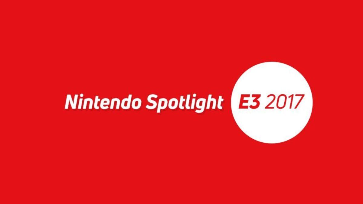 Live Nintendo Spotlight et le Nintendo Treehouse à l'E3 2017 : suivez l'événement en direct