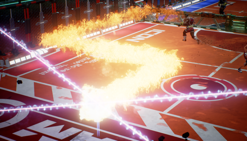 Jeu Disc Jam sur Nintendo Switch : screenshot 10