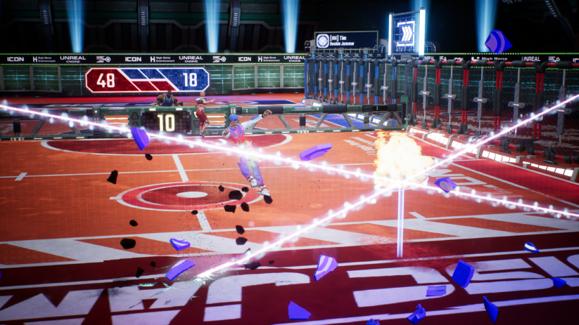 Jeu Disc Jam sur Nintendo Switch : screenshot 12