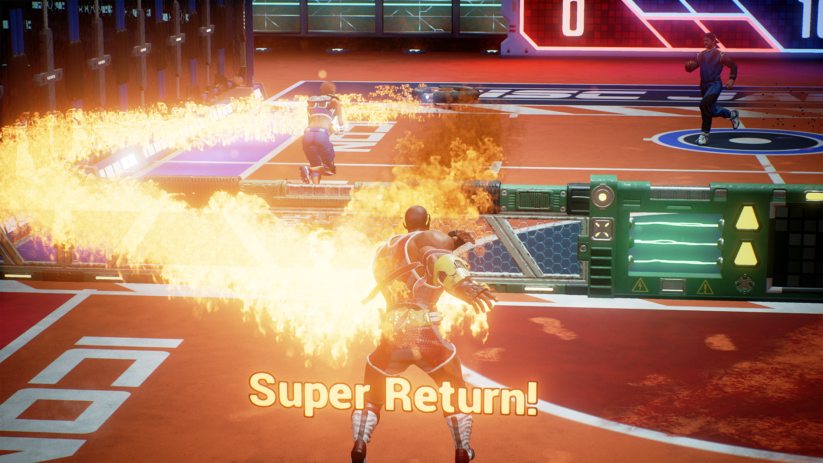 Jeu Disc Jam sur Nintendo Switch : screenshot 3