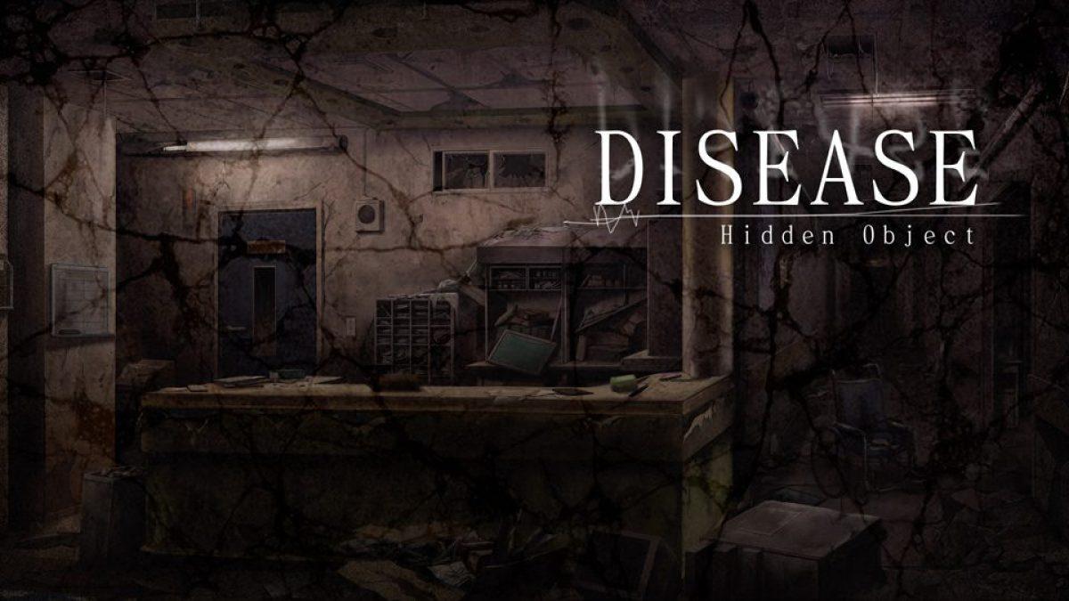 Disease : Hidden Object sort aujourd'hui sur Nintendo Switch