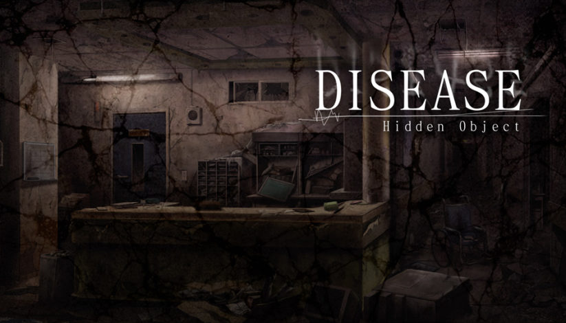 Disease : Hidden Object sort aujourd'hui sur Nintendo Switch