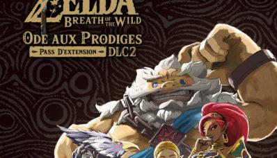 Présentation du deuxième DLC de Zelda Breath of the Wild : L'Ode aux Prodiges