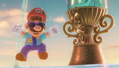 1ère mise à jour de Super Mario Odyssey : nouveau mode Chasse aux Ballons de Luigi et costumes