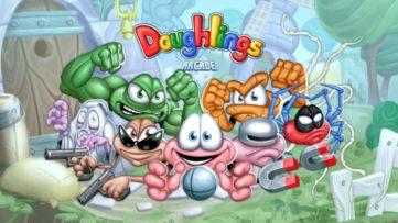 Doughlings : Arcade devrait arriver avant la fin de l'année