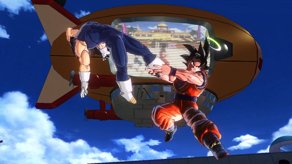 Dragon Ball Xenoverse 2 : mode multijoueur