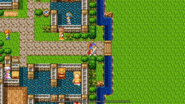 Jeu Dragon Quest sur Nintendo Switch : replongez au coeur du premier volet de la saga