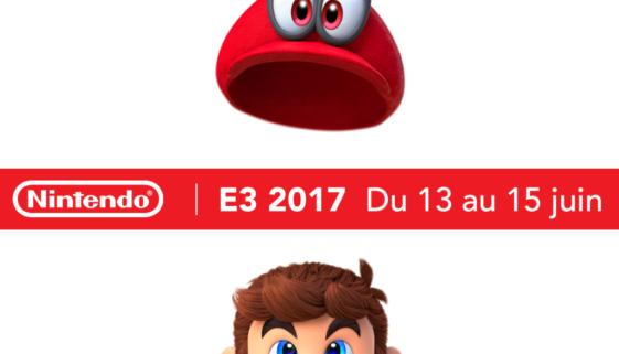 Programme du stand Nintendo à l'E3 2017 : un Nintendo Direct et du live autour des jeux Super Mario Odyssey, Splatoon 2 et Arms