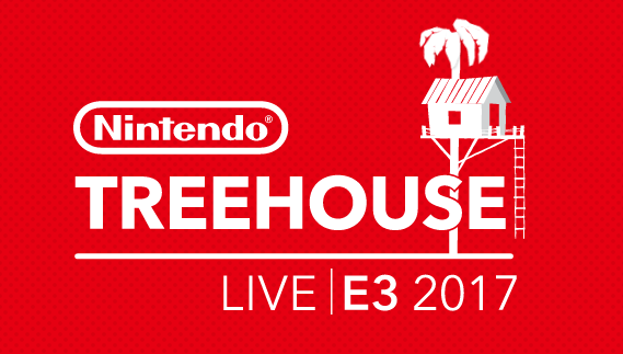 Programme du stand Nintendo à l'E3 2017 : Nintendo treehouse