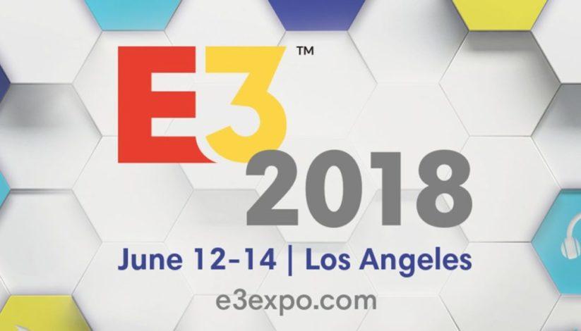 Logo de l'E3 2018