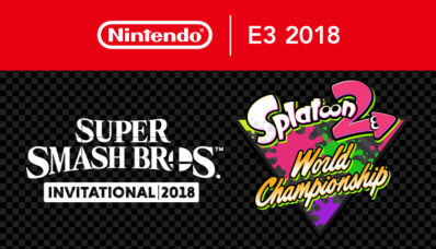 E3 2018 : Splatoon 2 et Super Smash Bros à l'honneur