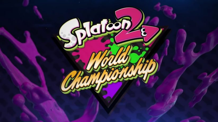 E3 2018 : Splatoon 2 World Championship 2018