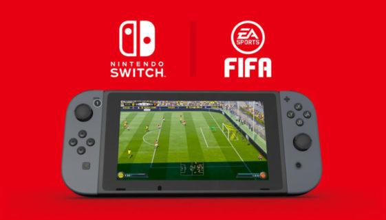 Fifa 18 ne sera pas sur Switch... mais EA Sports Fifa oui ! Testez-le à l'EA Play 2017 !