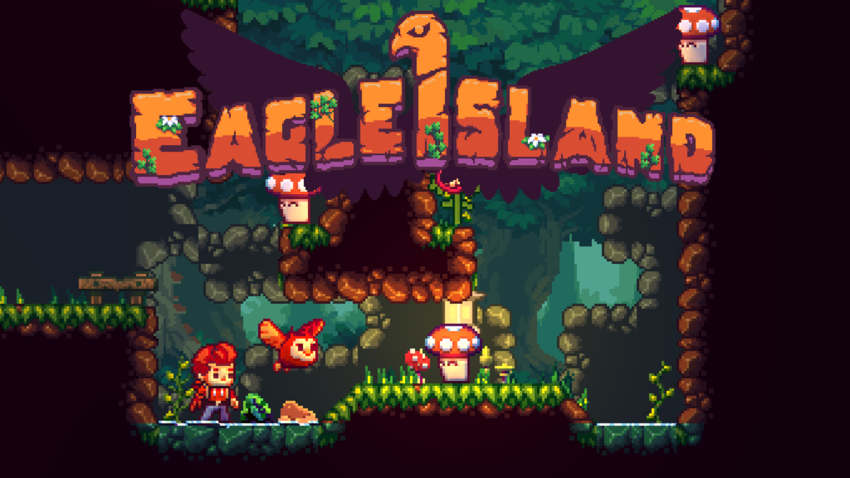 Eagle Island pointera le bout de son bec en Juillet sur Nintendo Switch