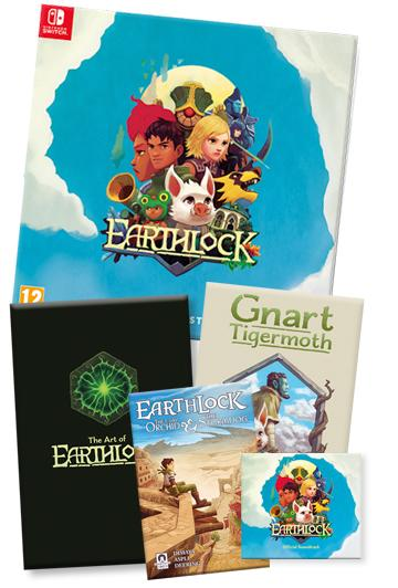 L'édition collector d'Earthlock