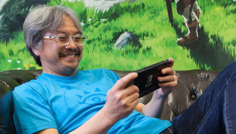 Eiji Aonuma confirme qu'un nouvel opus de The Legend of Zelda est en cours