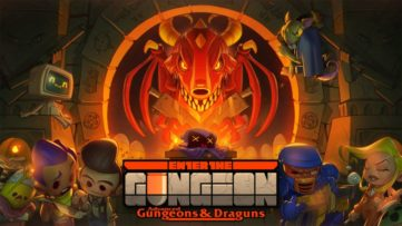 Jeu Enter The Gungeon sur Nintendo Switch : la mise à jour Advanced Gungeons & Draguns arrive aujourd'hui !