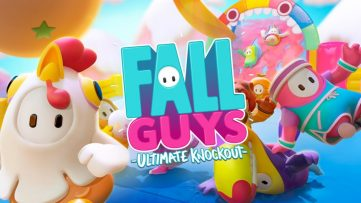 Jeu Fall Guys: Ultimate Knockout sur Nintendo Switch : artwork du jeu