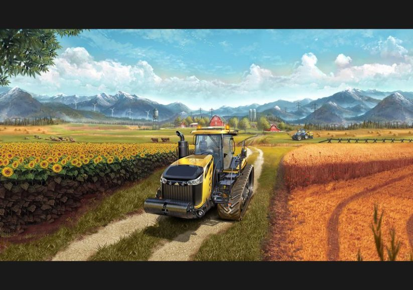 Image du jeu Farming Simulator sur Nintendo Switch
