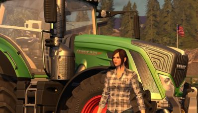 Farming simulator arrive sur switch