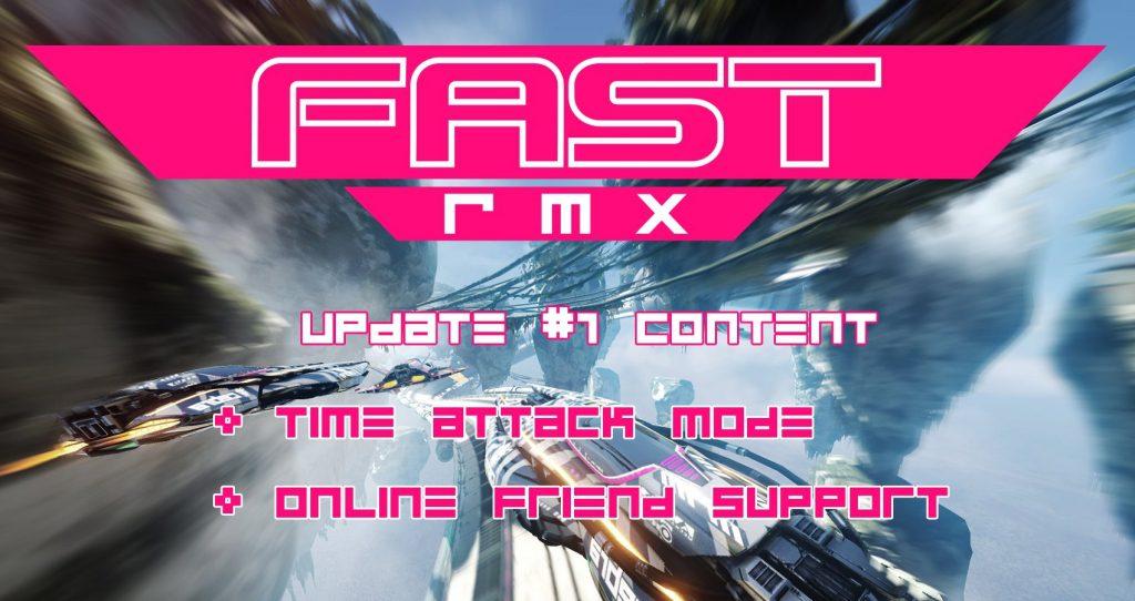 Mise à jour pour Fast RMX : 90 nouveaux défis et le mode multijoueur entre amis