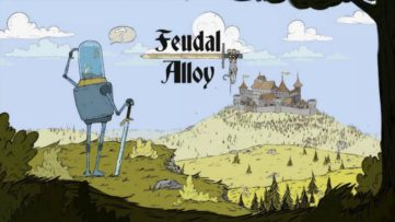 Feudal Alloy arrive sur Switch