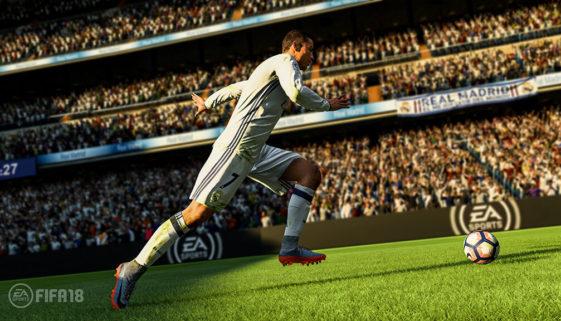 Fifa 18 ou EA Sports Fifa : une version édulcorée pour la Switch prévue le 29 septembre