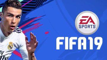 Jeu Fifa 19 sur Nintendo Switch : artwork d'annonce du jeu à l' E3 2018