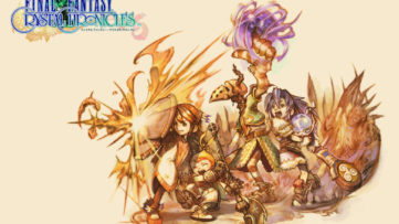 Square Enix dévoile Final Fantasy Crystal Chronicles Remastered Edition