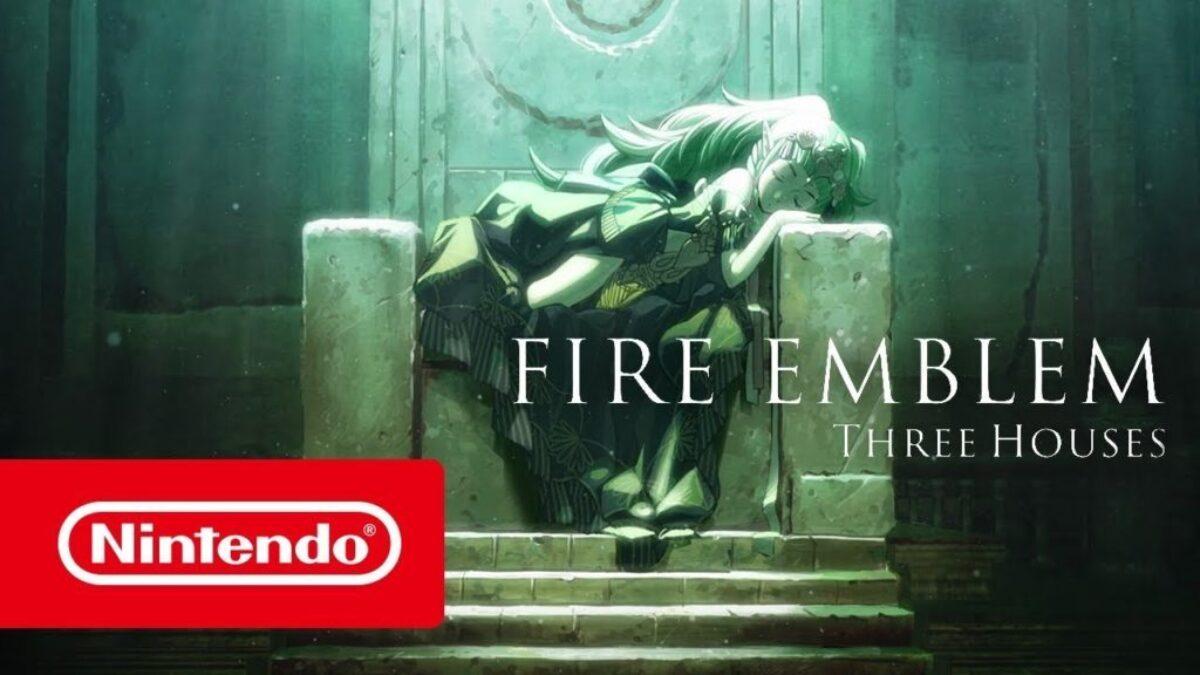 Jeu Fire Emblem Three Houses sur Nintendo Switch : image de la révélation à l'E3 2018