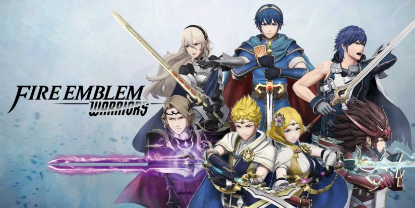 Mise à jour de Fire Emblem Warriors