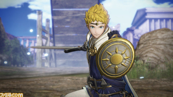 Fire Emblem Warriors : screenshot
