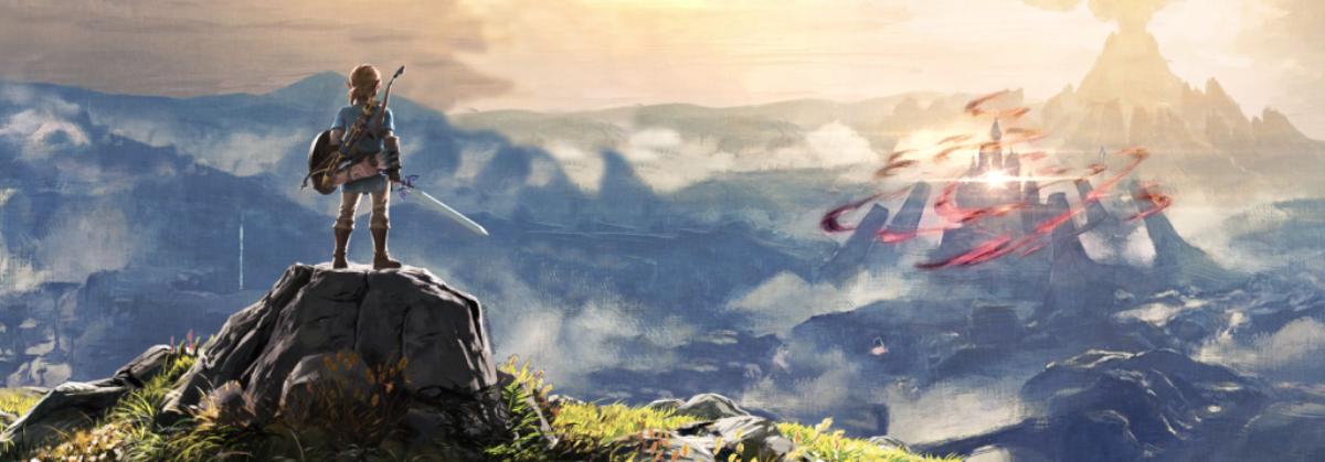 Zelda Breath of the Wild : un fond d'écran animé superbe en HD/UHD 4k créé par un fan