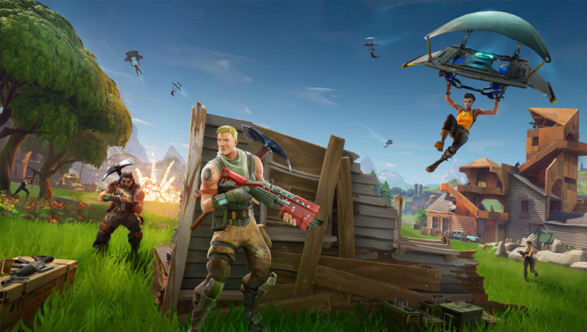 Image du jeu Fortnite : 2