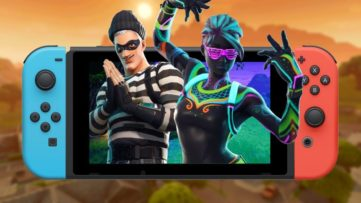 Fortnite : Epic confirme la fin de la capture vidéo sur Switch