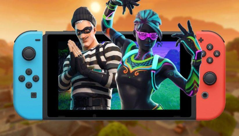 Fortnite : Epic confirme la fin de la capture vidéo sur Switch